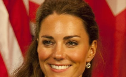 Kate Middleton Gifted Princess Diana's Earrings By Prince William
