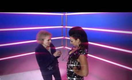 Luciana Ft. Betty White - I'm Still Hot