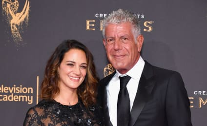 Asia Argento Breaks Silence, Mourns Boyfriend Anthony Bourdain