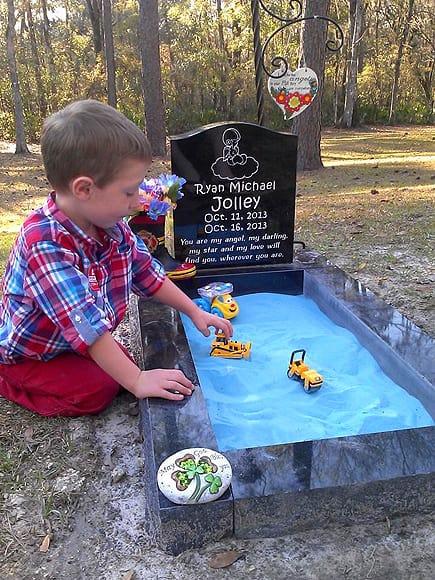 Cemetery Sandbox