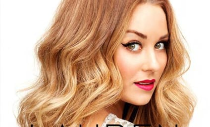 New Lauren Conrad Book Cover: Beautiful!