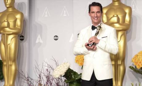 Matthew McConaughey Saves Seal