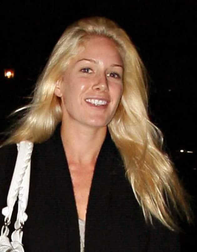 Heidi Montag with No Makeup!
