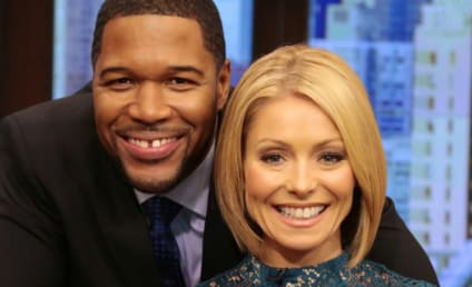Michael Strahan Leaving LIVE!, Heading to GMA