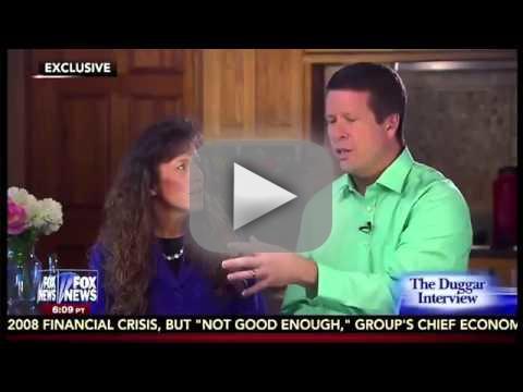 Michelle and Jim Bob Defend Josh on Fox News