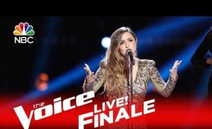 Alisan Porter Basically Clinched The Voice Title With This Performance