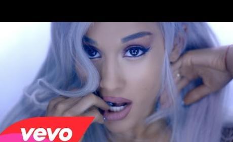 """Ariana Grande Gains """"Focus,"""" Releases Music Video"""