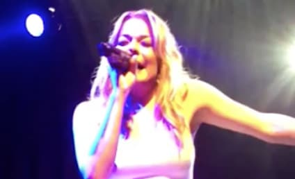 LeAnn Rimes Performs at Anti-Bullying Concert, Gets Emotional on Stage