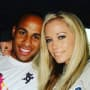 Hank Baskett and Kendra Wilkinson, Cuddling