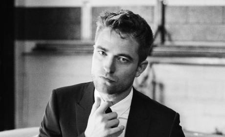 Robert Pattinson Esquire U.K. Cover