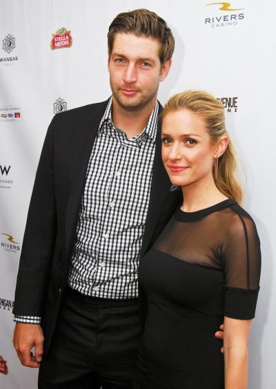 Jay Cutler & Kristin Cavallari: Michigan Avenue Magazine Celebration