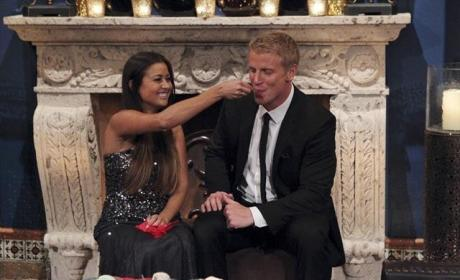 Sean Lowe and Catherine Giudici Pic