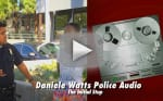 Daniele Watts Screams at Cops