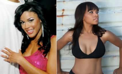 Kesha Ni'cole Nichols and Kenya Bell: Cast on Basketball Wives!