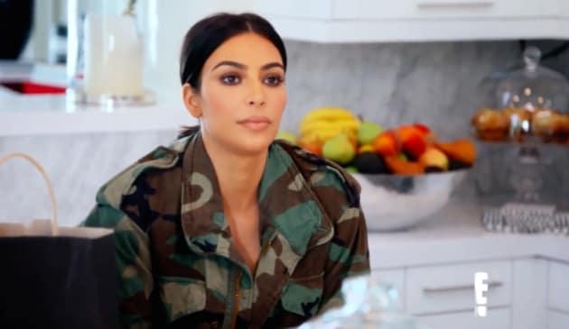 Kim Kardashians New Nude Pictures