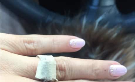 Sherien Almufti Engagement Ring Photo