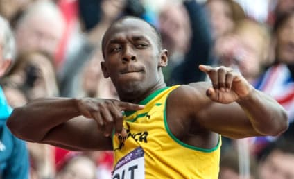 Usain Bolt in the 200: Did He Double Up?