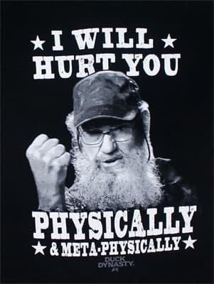 Duck Dynasty Shirt