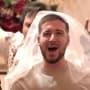 Vinny as a Bride