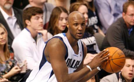 What should Lamar Odom do with his life?