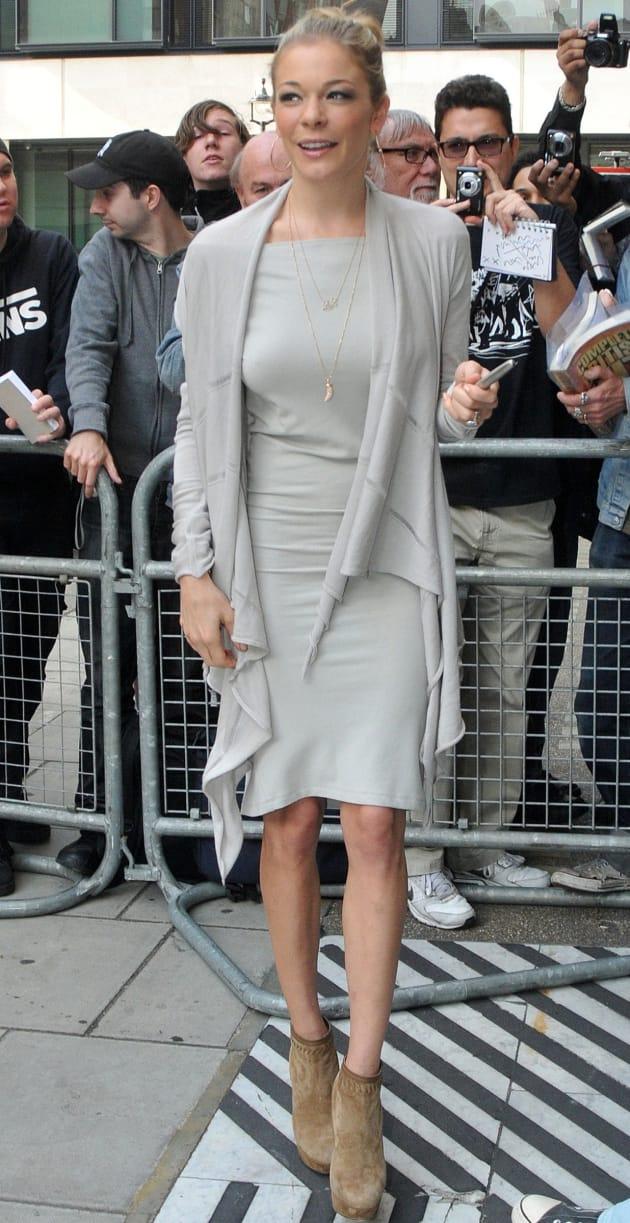 Thin LeAnn Rimes Picture