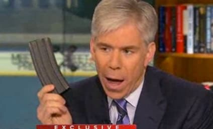 David Gregory, Meet the Press Investigated For Gun Display
