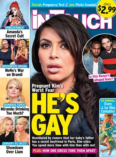Kanye West: Gay?!?