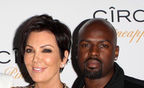 Kris Jenner: ENGAGED to Corey Gamble?!