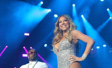 Mariah Carey in Louisiana