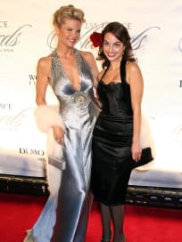 Christie Brinkley And Alexa Ray Joel Photo