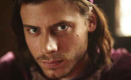 Francois Arnaud: Good Christian Grey candidate?