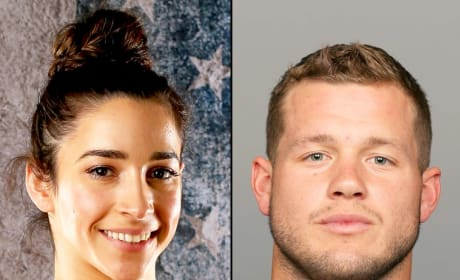 Aly Raisman Accepts Date from Colton Underwood: Watch and Swoon!