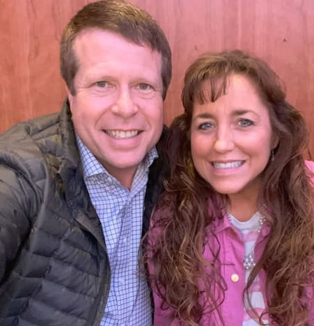Michelle Duggar: I Love God and Jim Bob SOOOO Much!