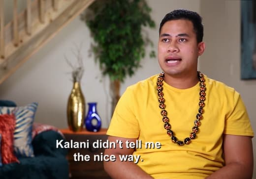 Asuelu gripes on 90 Day Fiance