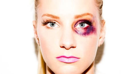 """Heather Morris, Photographer Court Controversy with """"Bruised-Up Barbie"""" Pics"""