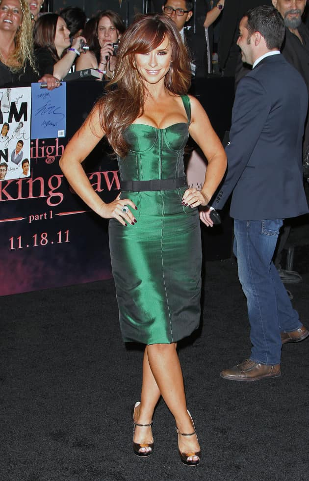 Jennifer Love Hewitt at Breaking Dawn Premiere