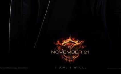 Jennifer Lawrence Mockingjay Poster: She's Fully Clothed!