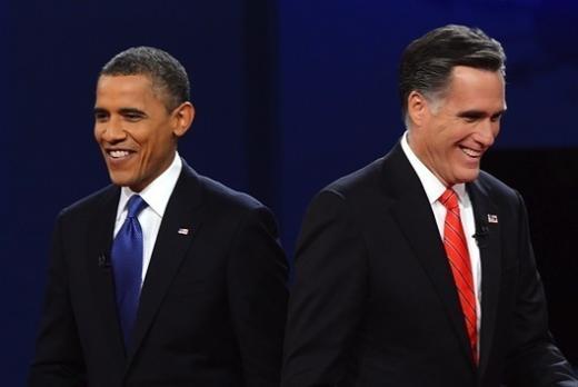 Obama and Mitt