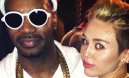 Miley Cyrus Laughs Off Pregnancy Rumors