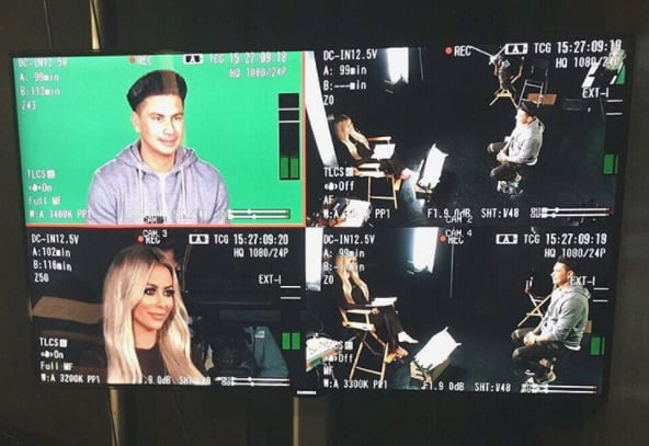 Pauly D and Aubrey O'Day Reality TV Series