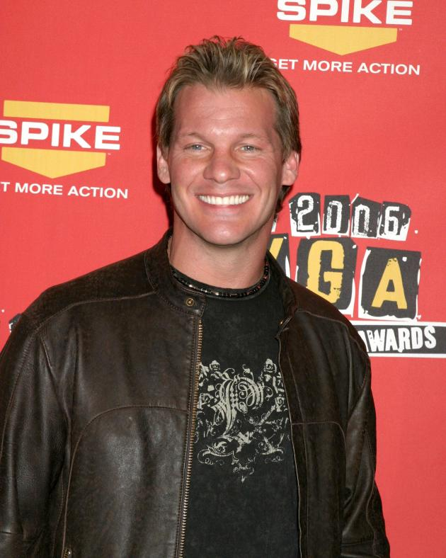 Chris Jericho Smiles Picture