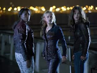 Sookie, Tara and Nora