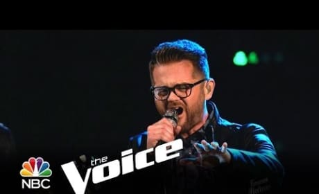 Josh Kaufman - Love Runs Out (The Voice)