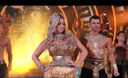 Kim Zolciak BOMBS on Dancing With the Stars, Considers Quitting!