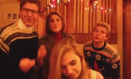 """Family Remixes """"We Can't Stop,"""" Releases Greatest Christmas Card of All-Time"""