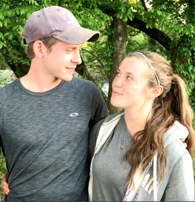 Who is austin who is dating joyanna duggar