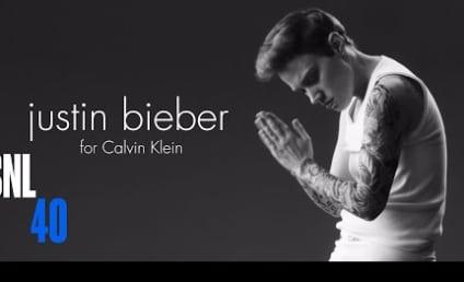 SNL Mocks Justin Bieber Calvin Klein Ads: Watch Now!