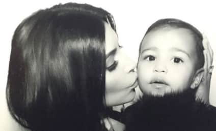 Kim Kardashian on North West Fashion: She Loves Shoes!!!