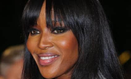 Naomi Campbell Attacks Limo Driver, Flees Cops