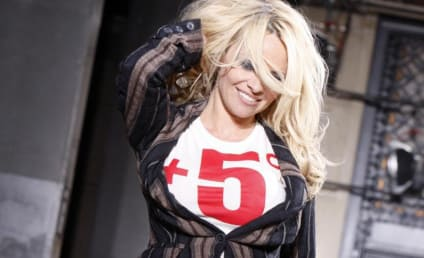 Possibly Pregnant: Pamela Anderson